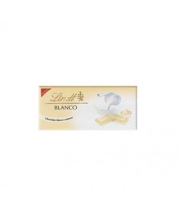 LINDT BLANCO 22X100GR.