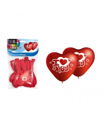 GLOBO PACK I LOVE YOU 10UX12b. REF.  HG3024