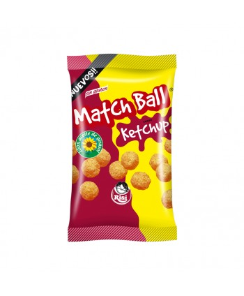 MATCH BALL KETCHUP 20X30GR.