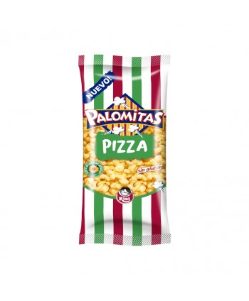 PALOMITAS PIZZA 30X35GR.