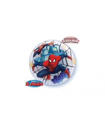 "GLOBO BUBBLES 22"" MARVEL´S SPIDER-MAN"