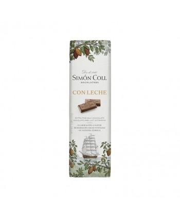 SIMON COLL CHOCOLATINAS CON LECHE 14UX25GR.