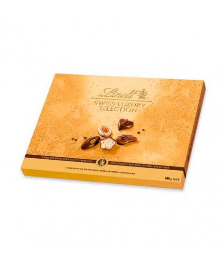 LINDT SWISS LUXURY 6X445GR.