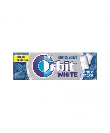 ORBIT WHITE MENTA SUAVE 30UN.