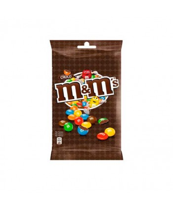 M&M CHOCOLATE 16X100GR.