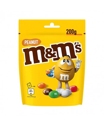 M&M AMARILLO 27X200GR.