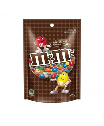 M&M CHOCOLATE 27X200GR.