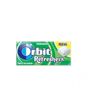 ORBIT REFRESHERS HIERBABUENA 16UN.