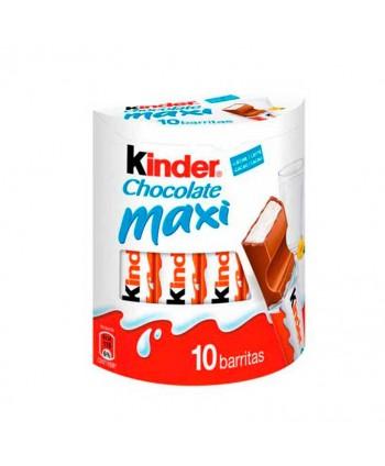 KINDER MAXI T10X210 GR.