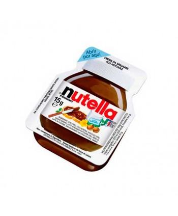 NUTELLA PORCIONES 60X15GR.