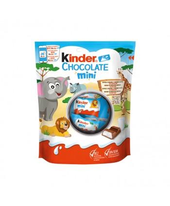 KINDER CHOCOLATE MINI 120GR.