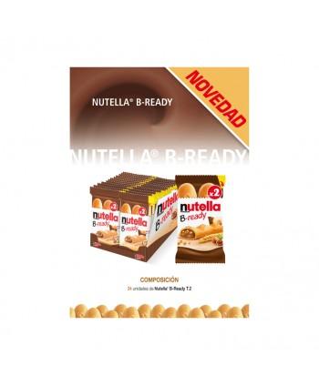 NUTELLA B-READY T.2X24