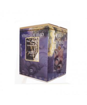 VINO BLANCO AFRUTADO MATAZNOS 33 BAG IN BOX 5L.