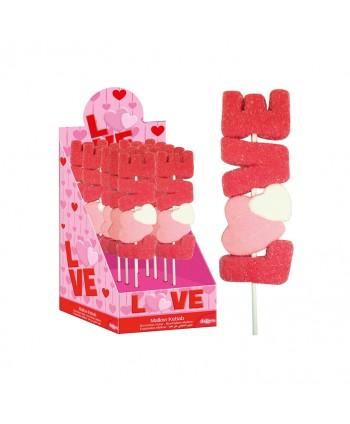 BROCHETA NUBE LOVE 12UNX35GR.