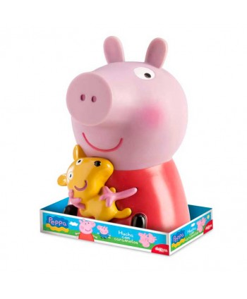 HUCHA PEPPA PIG 30GR.