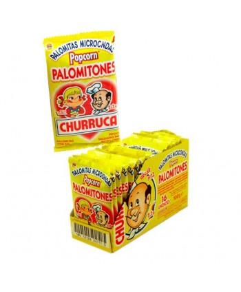 PALOMITAS MICROONDAS 22X100GR.