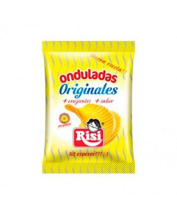 PAPAS ONDULADAS ORIGINALES 12UX50GR.