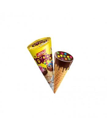 CONOS CHOCOLATE DIPPO FUN 24UNX25GRS