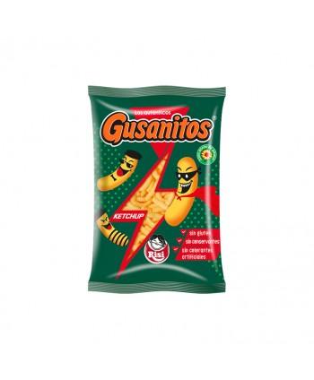 GUSANITOS KETCHUP 30UX35GR.
