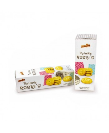 PASTELERIA THE COOKIE ROSKIS 10X400GR.