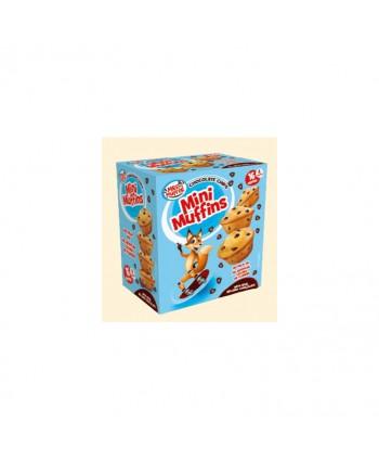 MR. MINI MUFFIN CHOCO CHIPS (16UN.) 8X188GR.
