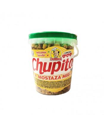 CHUPITOS MOSTAZA Y MIEL 350GR.