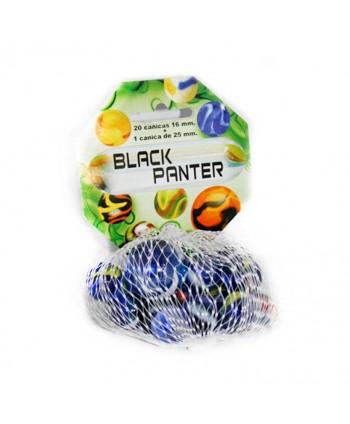 CANICAS BLACK P.R.33003 24U.
