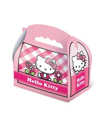 ESTUCHE HELLO KITTY PINK 25 UDS