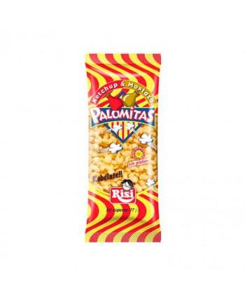 PALOMITAS KETCHUP & MOSTAZA 30UX35GR.