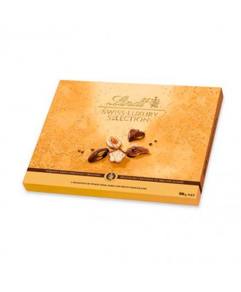 LINDT SWISS LUXURY 6X230G.