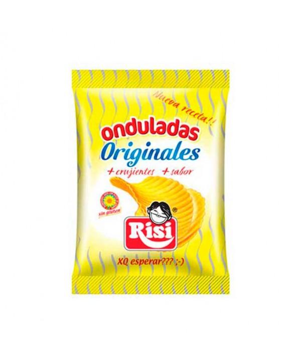 PAPAS ONDULADAS ORIGINALES 24UX30GR.