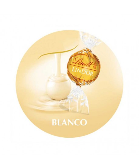 LINDT LINDOR BLANCO 1 KG  (80UN.)