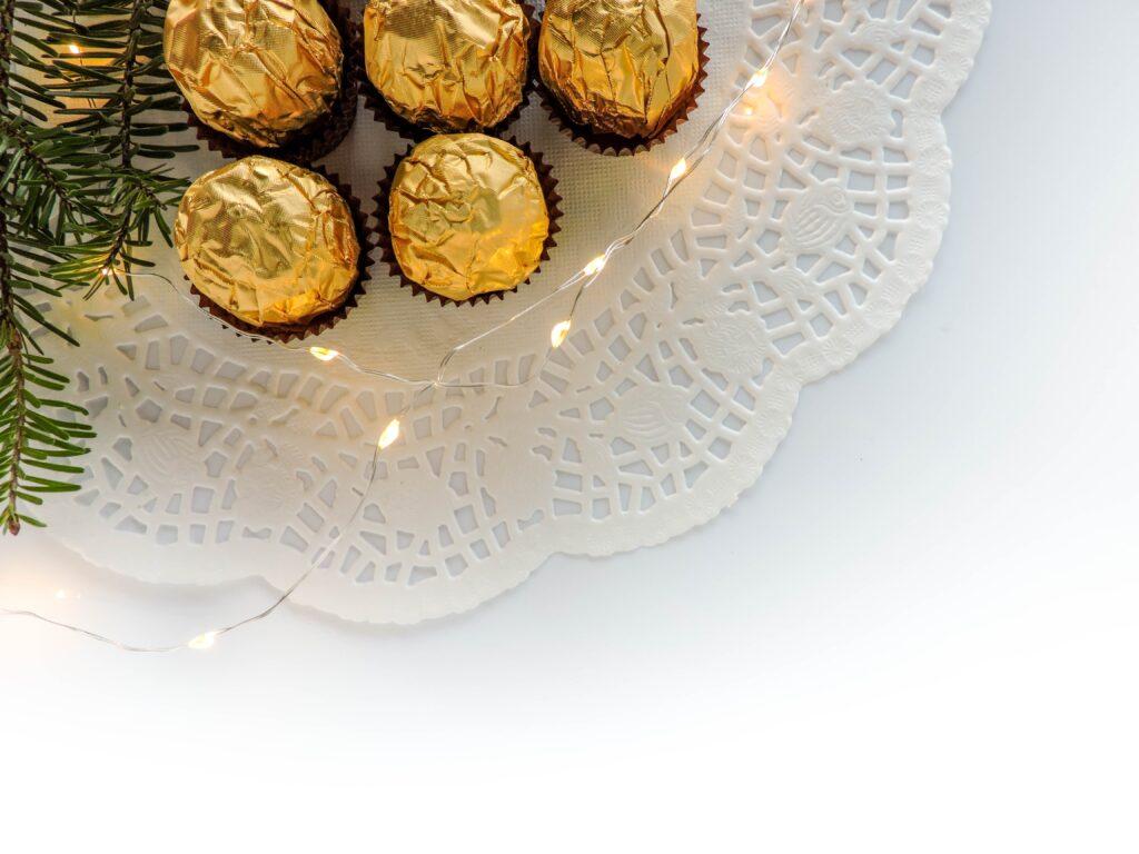 Chocolate y la Navidad